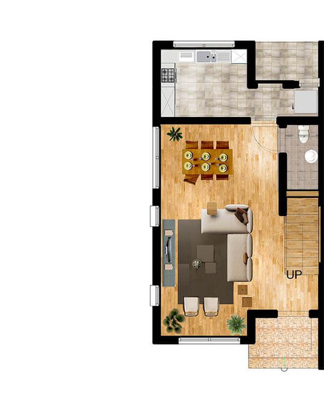 The Urban Ground Floor